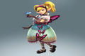 "Nintendo 3DS - ""Hyrule Warriors Legends - Artworks""-Screenshot"