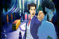 "Nintendo 3DS - ""Phoenix Wright AA: Spirit of Justice - Artworks""-Screenshot"