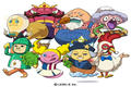 "Nintendo 3DS - ""Yo-Kai Watch 3: Sushi - Artworks""-Screenshot"