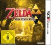 Legend of Zelda: A Link Between Worlds Boxart