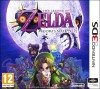 Legend of Zelda: Majora´s Mask 3D Boxart
