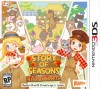 Story of Seasons: Trio of Towns Boxart
