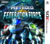 Metroid Prime: Federation Force Boxart